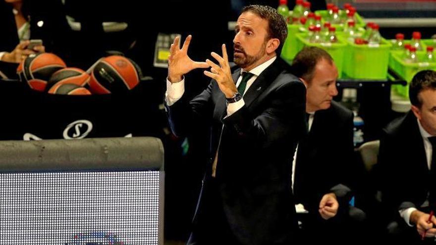 El excajista Joan Plaza será el nuevo entrenador del Betis Baloncesto