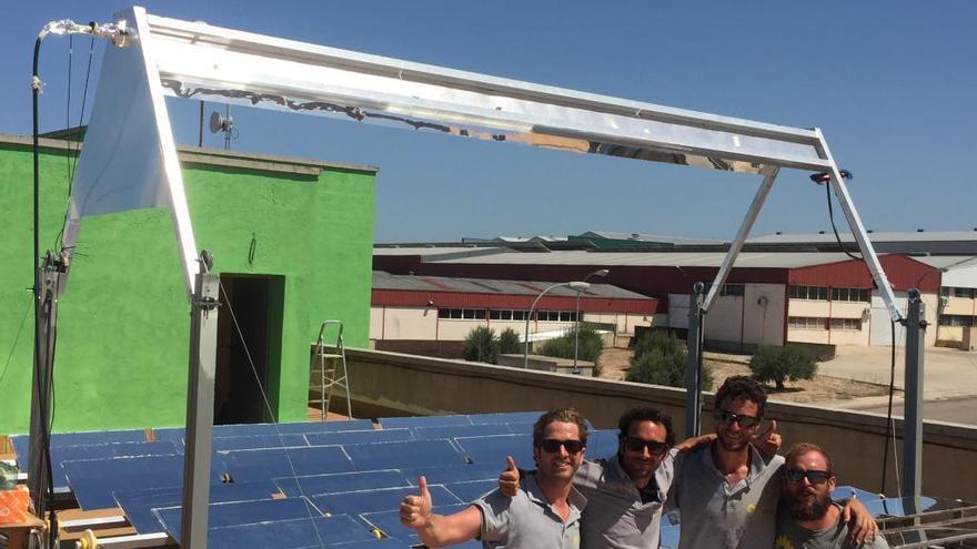 Solatom reinventa la energía industrial con la ayuda del sol