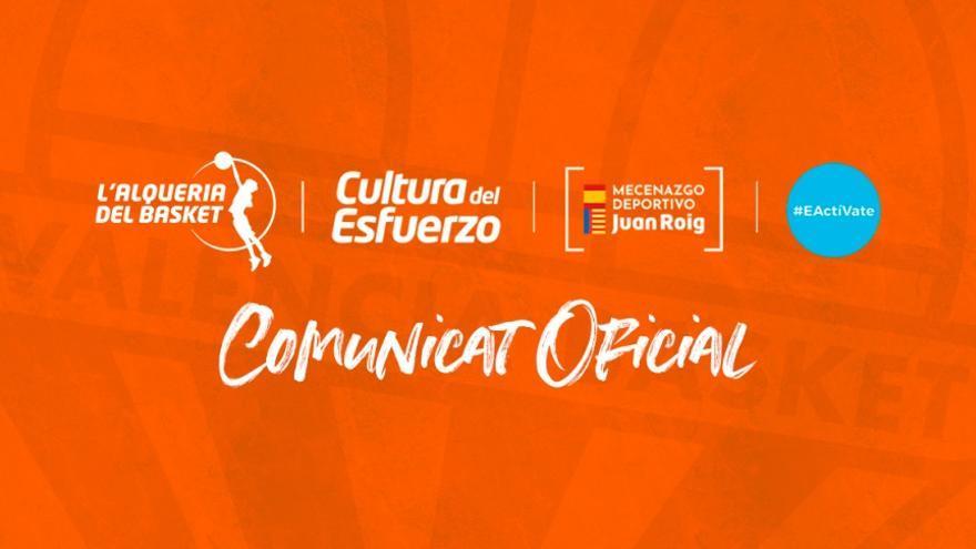 Valencia Basket: Positivos por coronavirus marcan la previa del Nacional Júnior