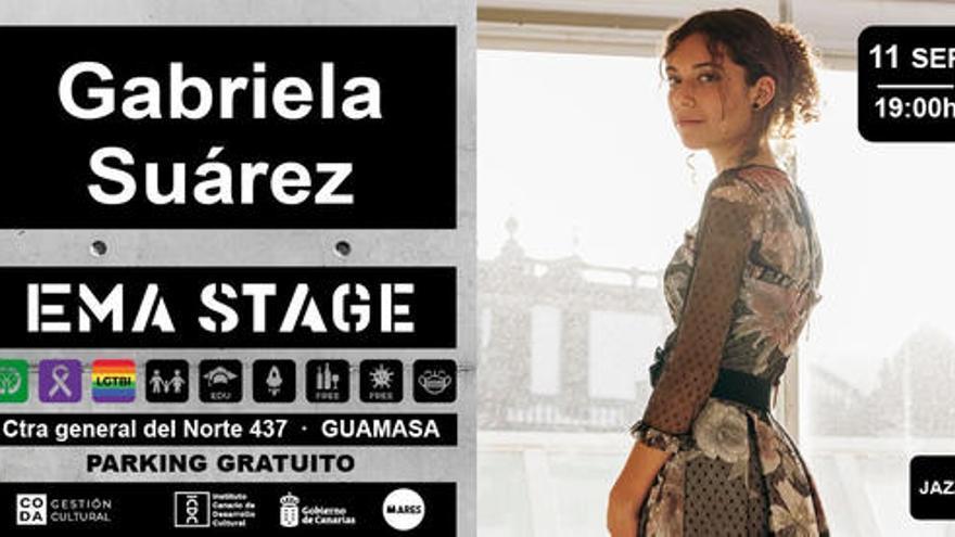 Concierto de Gabriela Suárez