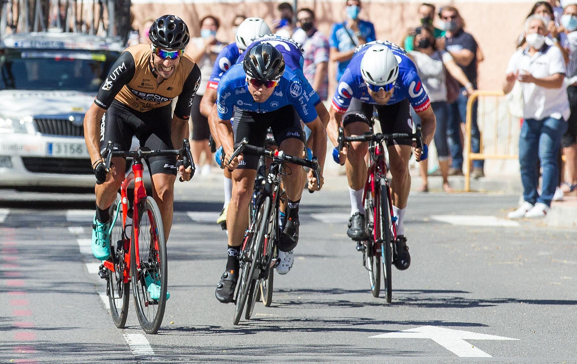 Felipe Orts conquista la Vuelta a la Provincia de Alicante