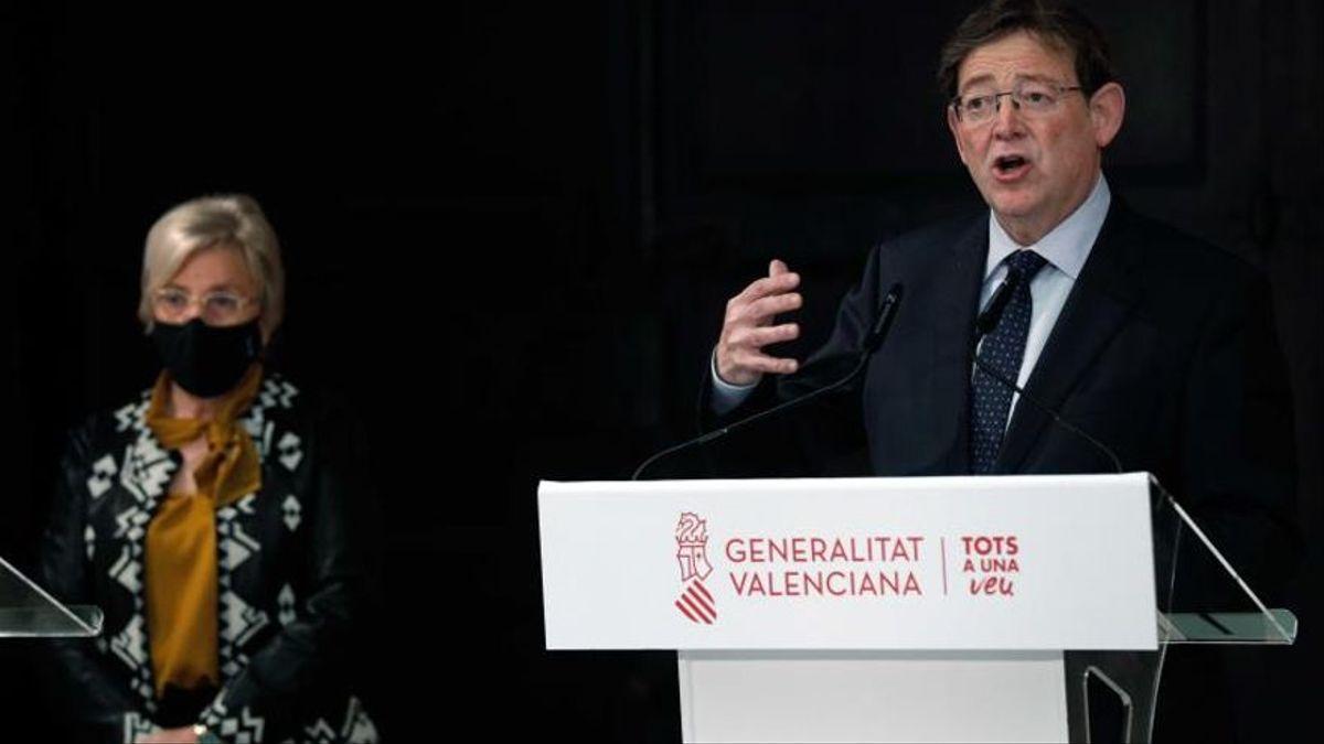 La Comunitat Valenciana no pondrá la segunda dosis a los alcaldes que se vacunaron de manera improcedente