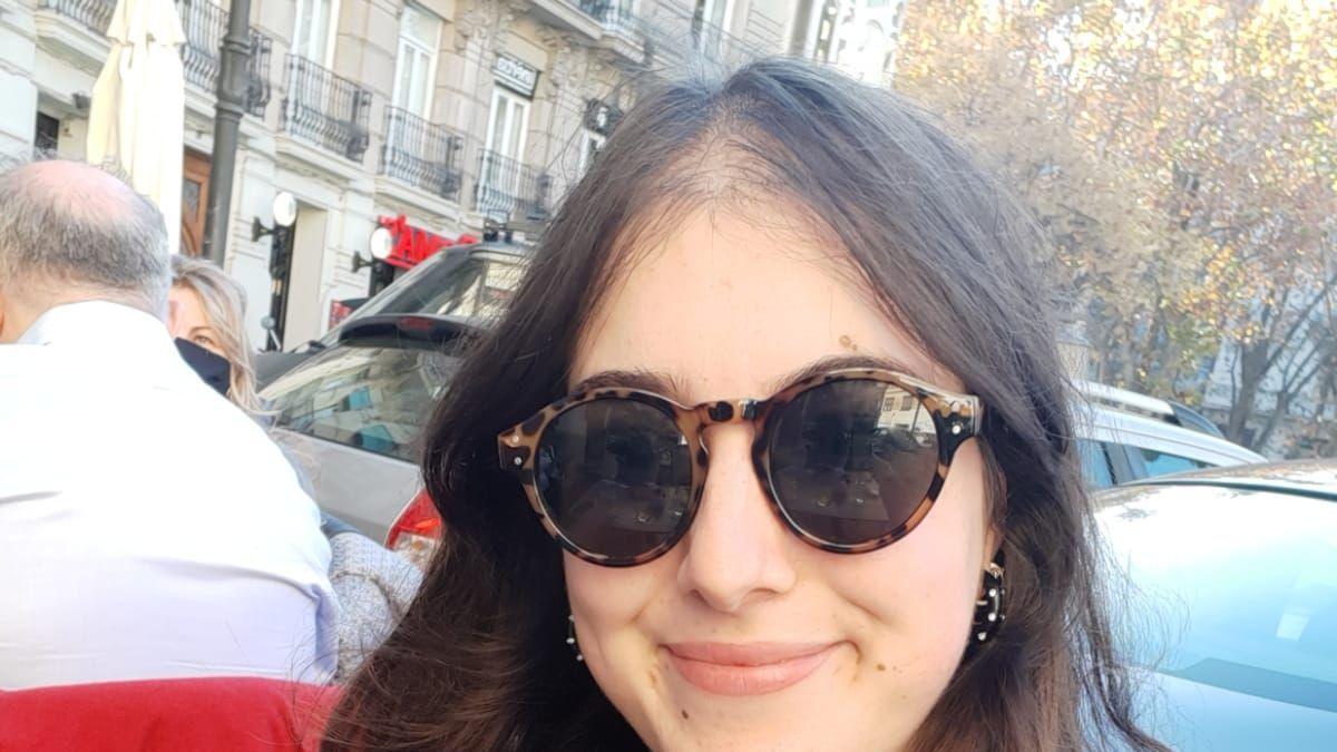 Carmen Ramos de 24 años, graduada en Medicina por la UJI