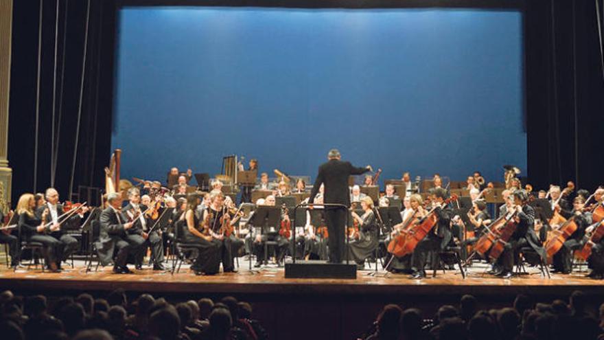 La Simfònica de Balears elige Trui Teatre para celebrar los conciertos de temporada