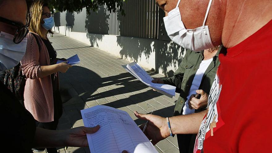 Una inspectora de Educación rechaza que se discriminara a un padre por una  nota en valenciano