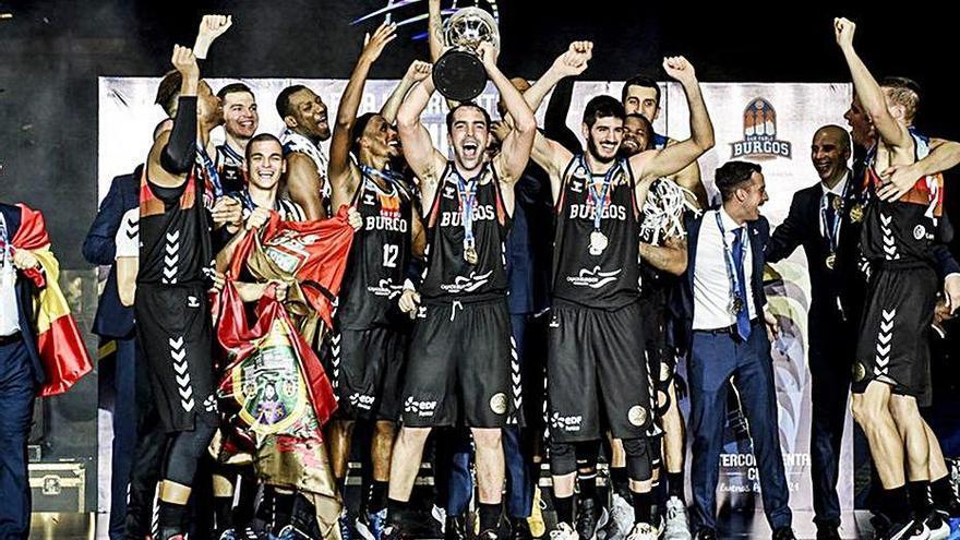 Peñarroya porta el Burgos al títol mundial de la FIBA