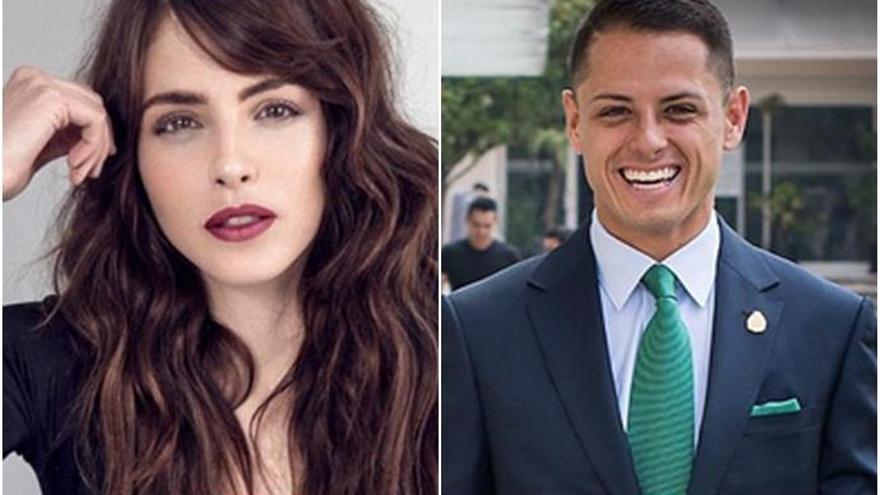 Andrea Duro y Chicharito, ¿la pareja revelación del verano?