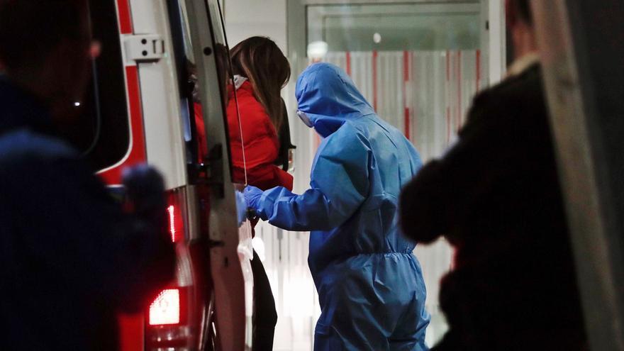 Asturias, en subida evidente de covid con 328 nuevos casos y 241 hospitalizados