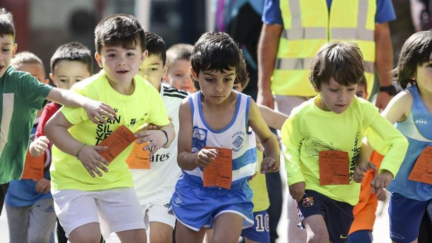 Avilés acoge la II Carrera Galbán para recaudar fondos contra el cáncer infantil