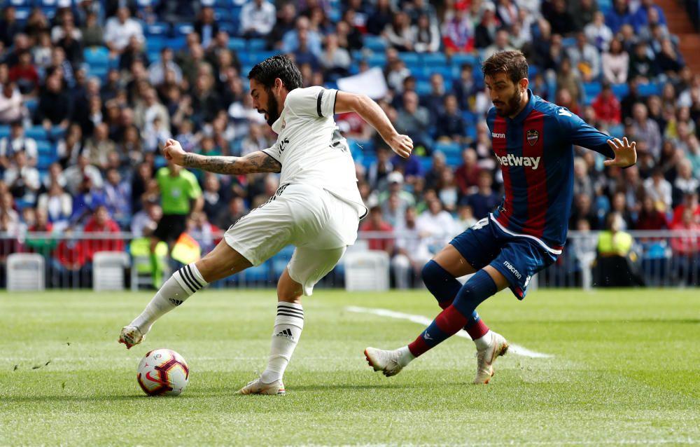 R.Madrid - Levante (1-2)