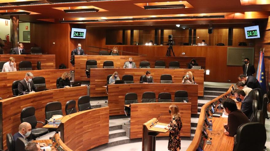La Junta no se entiende con el bable: Vox pide traducciones; Podemos, que se las paguen ellos