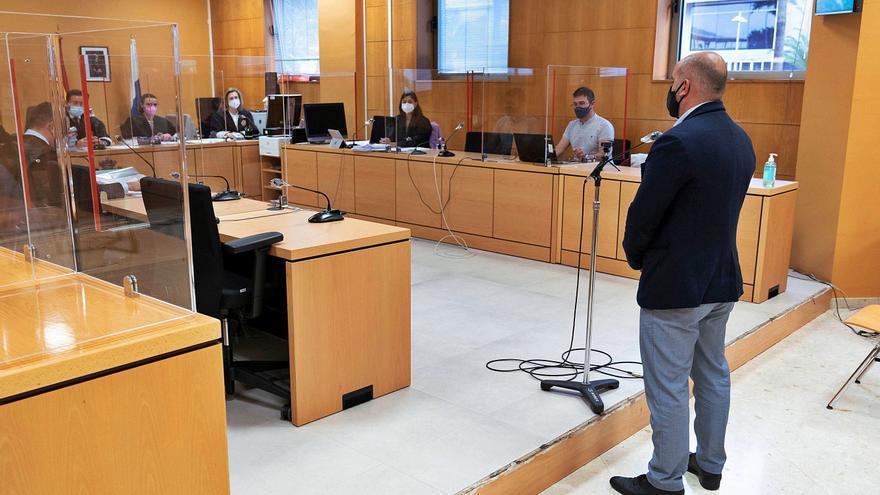 La secretaria declara que el alcalde de El Tanque sabía que los contratos eran irregulares
