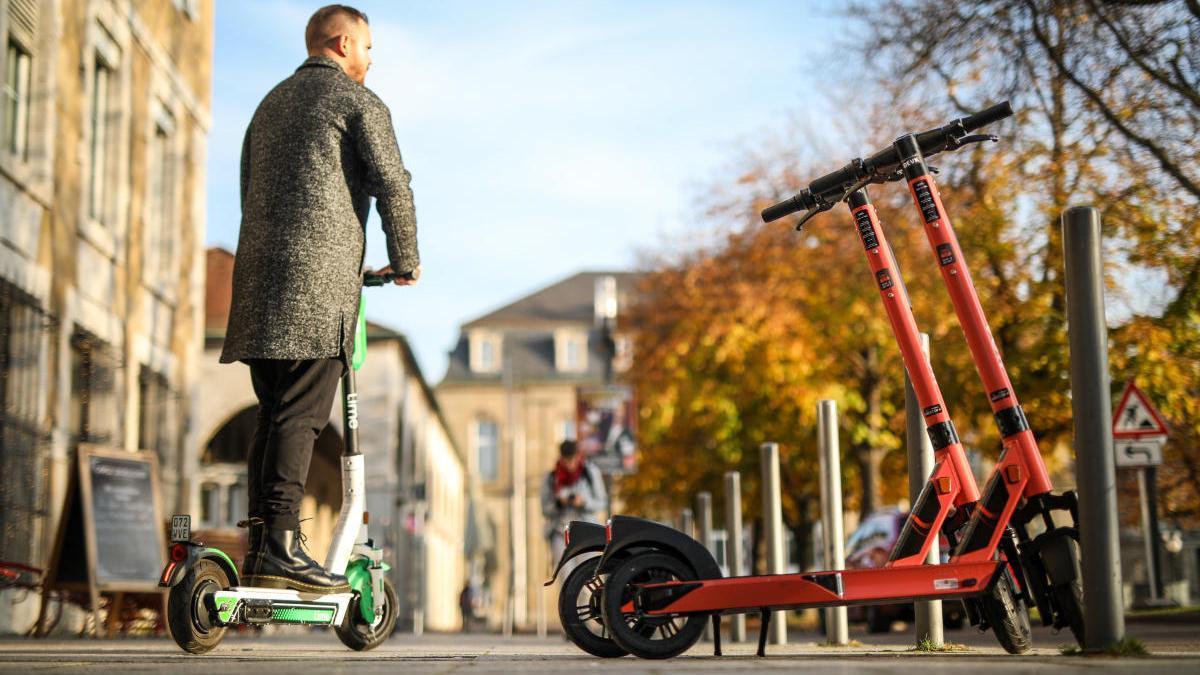 Esta es la normativa vigente para la circulación con patinete eléctrico