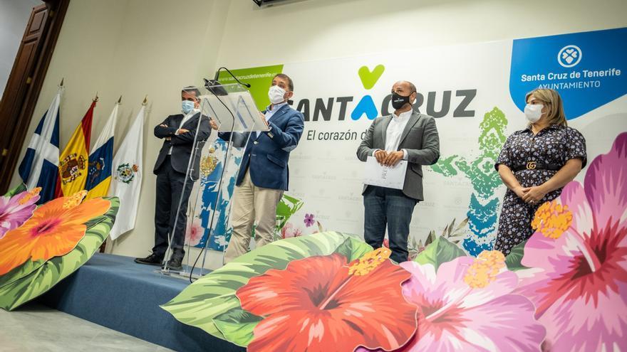 """Las Fiestas de Mayo acercan la """"nueva normalidad"""" con una treintena de actos"""