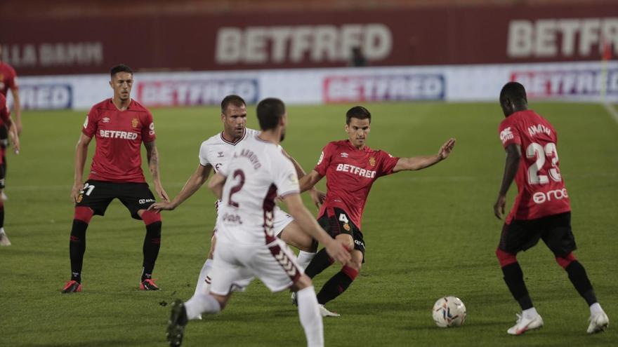 Mallorca-Albacete: de penalti tampoco