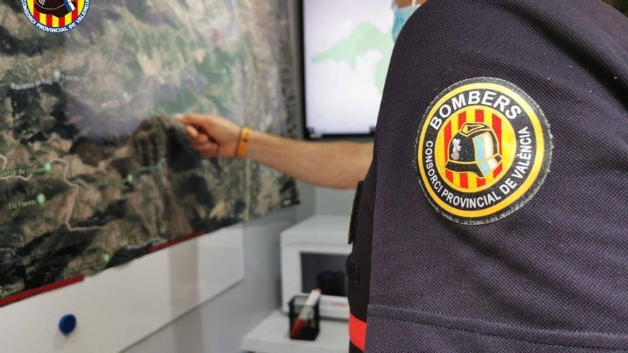Hallan muerto al senderista de 31 años desaparecido el domingo en un pueblo de Valencia