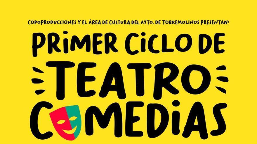 I Ciclo de teatro de comedias: Insert Coin