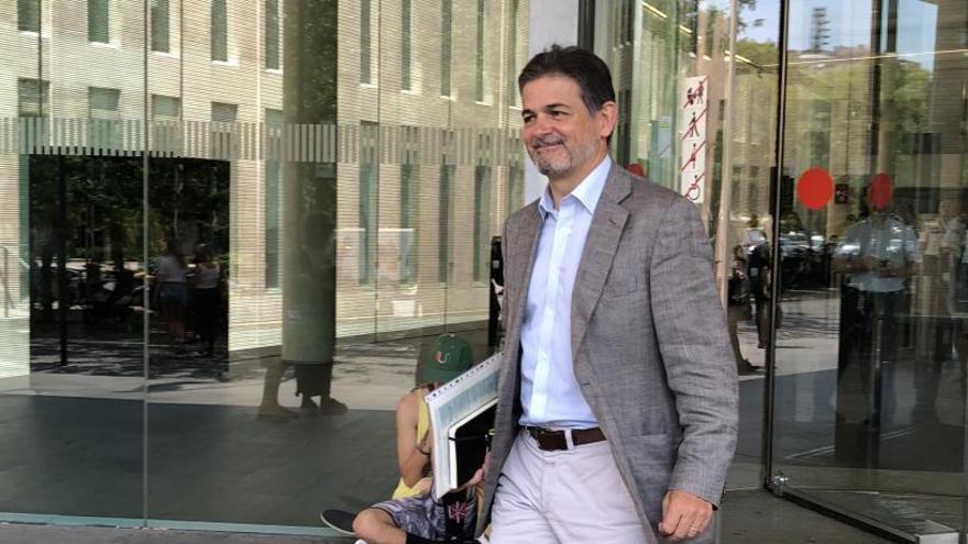La Fiscalía pide que Oriol Pujol entre de inmediato en prisión
