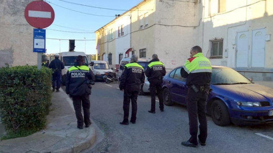 La Guàrdia Urbana de Figueres intensifica els controls a la zona oest de la ciutat