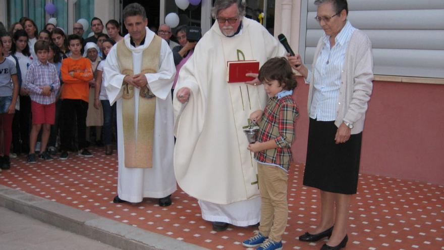El colegio Madre Josefa Campos de Alaquàs cumple 50 años