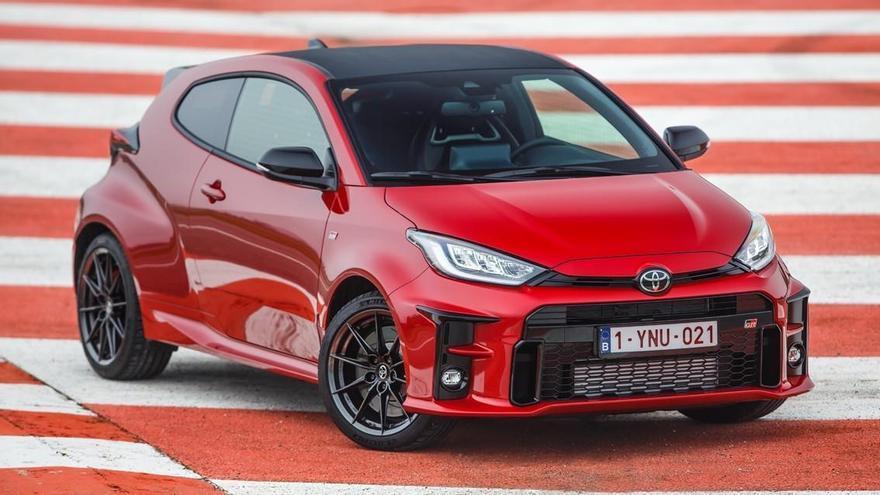 Nuevo Toyota GR Yaris,  alma de competición