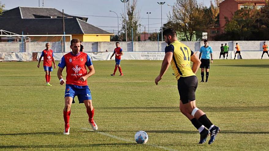 El CD Benavente busca en Béjar sus primeros puntos