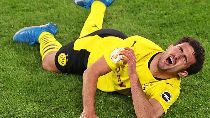 Espeluznante lesión del mallorquín Mateu Morey