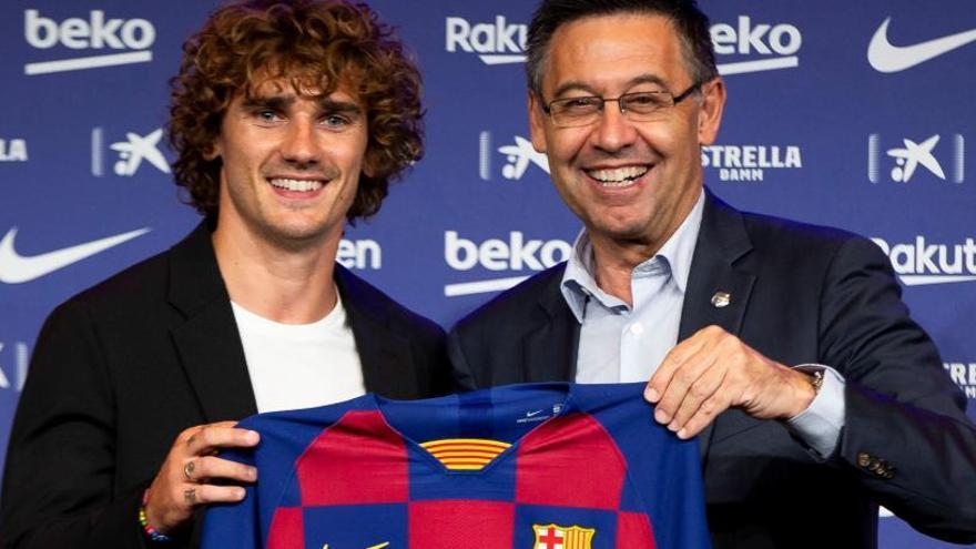 El Barcelona firma la paz con el Atlético por Griezmann a cambio de 15 millones