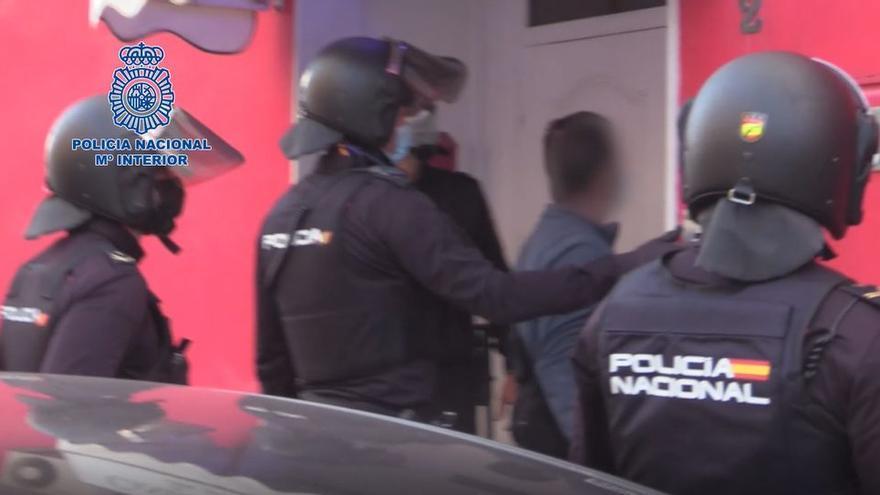 Liberan a dos mujeres en una operación contra la explotación sexual en Marbella y Almería