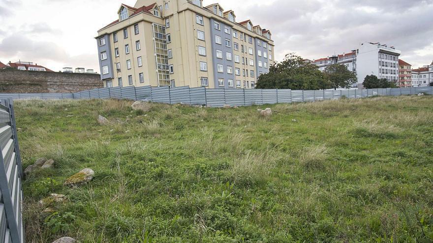Los edificios de viviendas en las dos parcelas de A Maestranza tendrán planta baja y cinco alturas