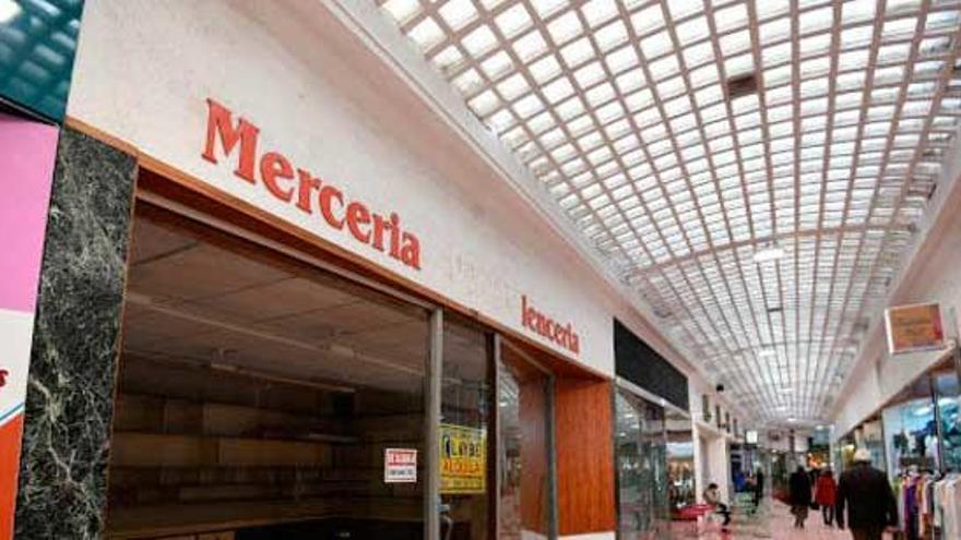 El pequeño comercio gallego prevé el cierre de más de 5.000 negocios a principios del año 2021