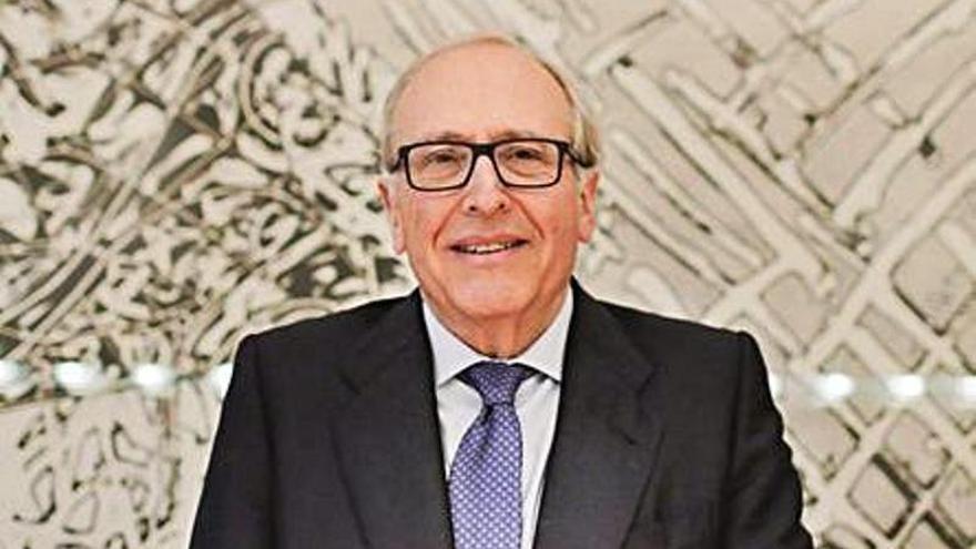 Luis Fernández-Vega, pregonero de las fiestas del Carmen de Salinas