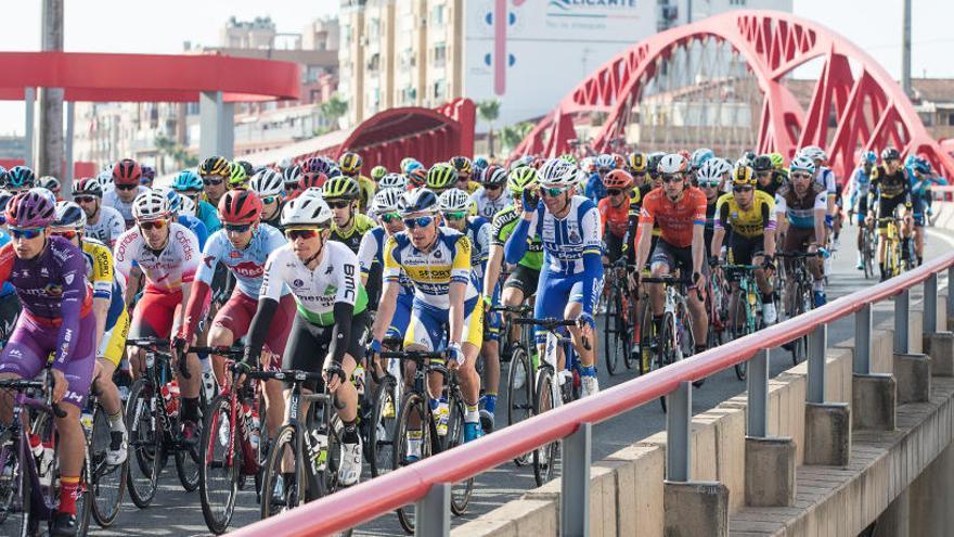 Bernia acoge la etapa reina de la Volta a la Comunitat Valenciana