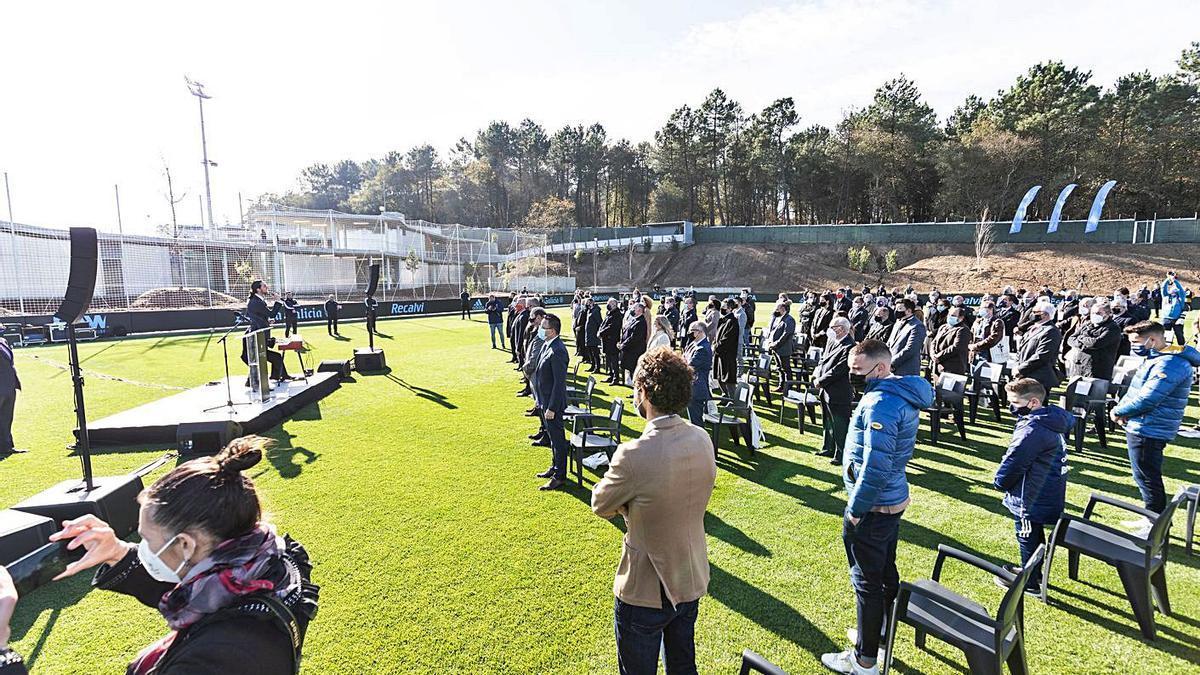 Imagen general de las instalaciones ubicadas en Mos. |  // RCC