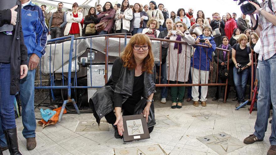 O Festival de Cans anima a Coixet a rodar en galego o filme sobre Elisa e Marcela