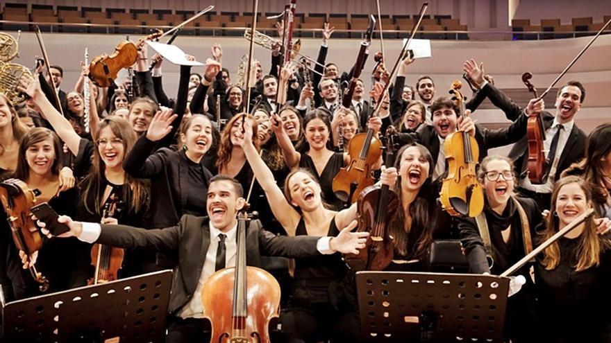 La Joven Orquesta se estrena en el Festival de Música con Tchaikovsky