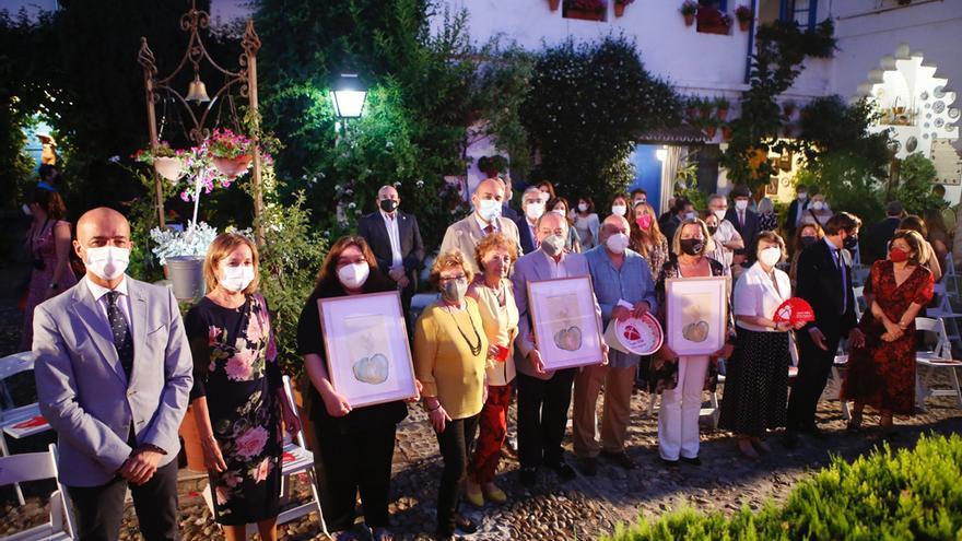 Entrega de la segunda edición de los Premios Miguel Berni a la promoción de la donación de órganos