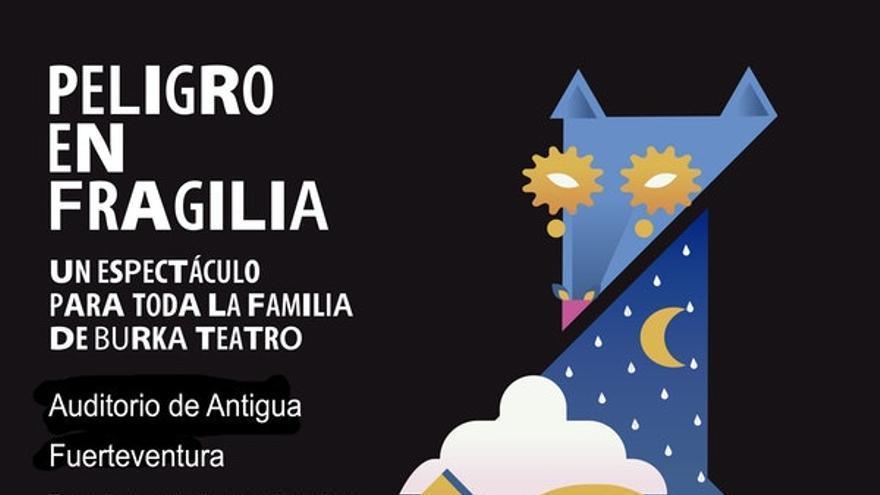 Peligro en Fragilia