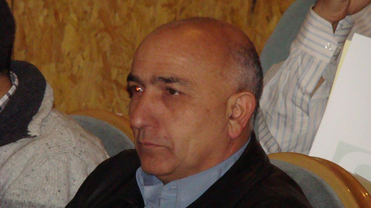 Fernando García, representante de COAG para el sector remolachero.