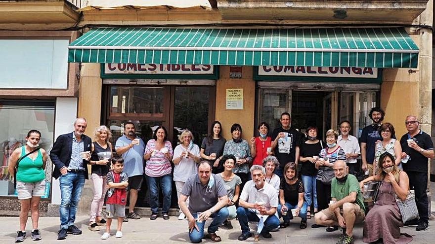 Comestibles Comallonga tanca després de 72 anys