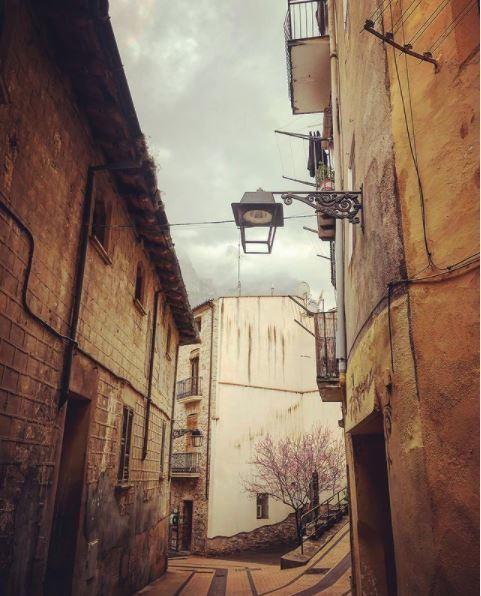 Monistrol de Montserrat, carrer Sant Pere