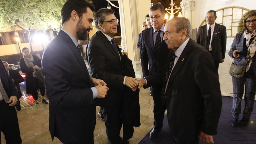 Los Premis Octubre premian a tres valencianos y homenajean a Carles Santos