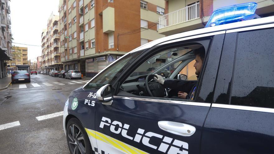 La Nochevieja deja una fiesta previa ilegal, arrestos y denuncias en Sagunt