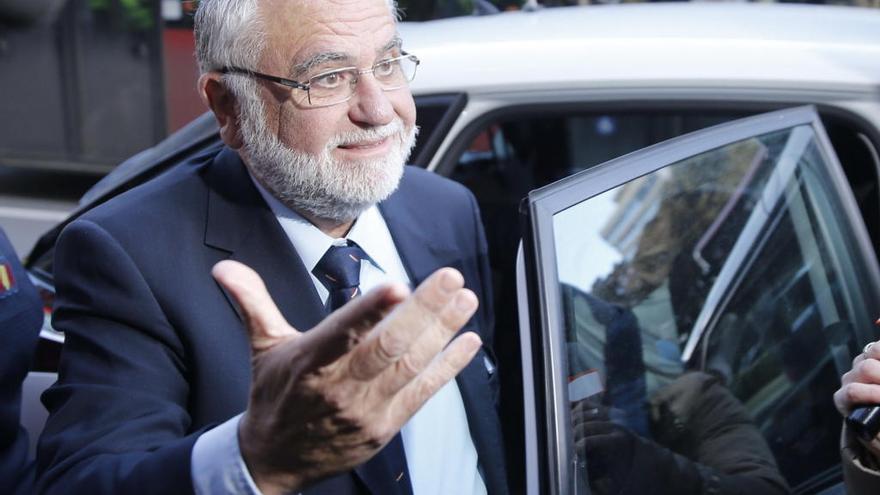 La Audiencia Nacional aparta a los jueces afines al PP del juicio a Cotino