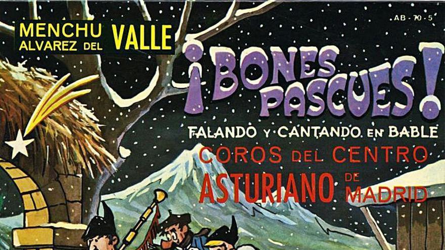"""""""¡Bones Pascues!"""", el disco en bable para la Navidad"""