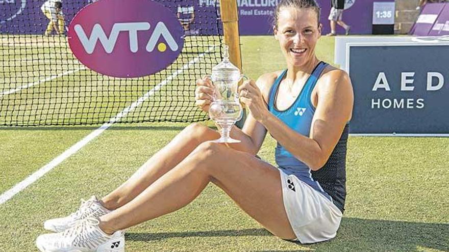 La alemana Maria se adjudica el Mallorca Open
