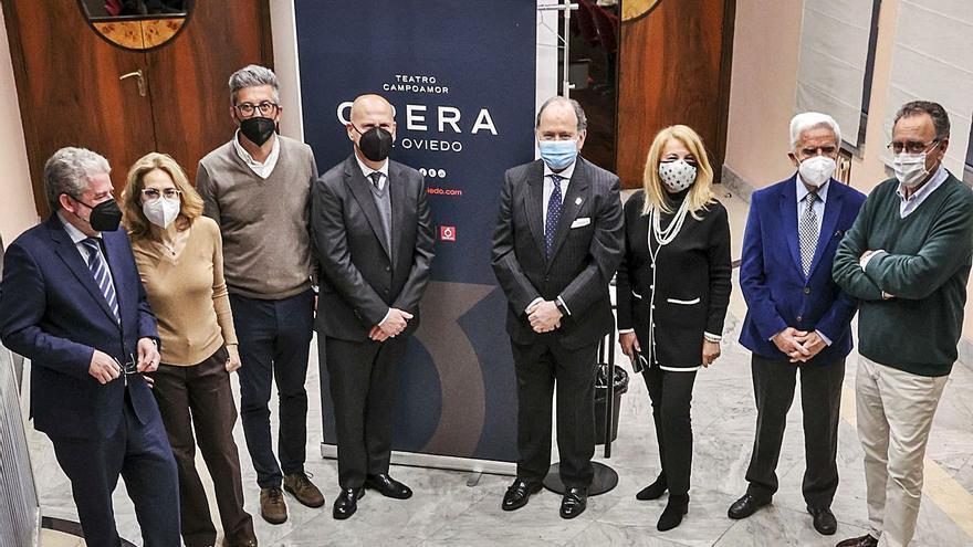 La Ópera de Oviedo pide ayuda tras perder 374.000 euros por culpa de la pandemia