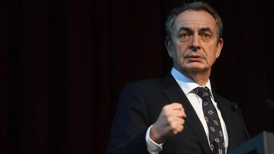"""Rodríguez Zapatero: """"Deberíamos ir más allá, pasar de la coexistencia a la convivencia"""""""