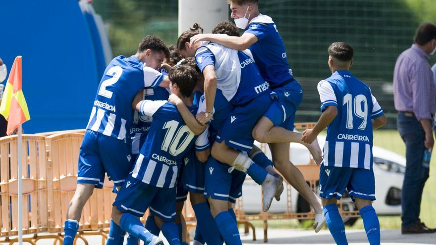 El Juvenil toma ventaja contra Las Palmas