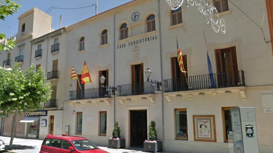 La Guardia Civil requiere al Ayuntamiento de Xixona documentación relacionada con la detención de la exalcaldesa